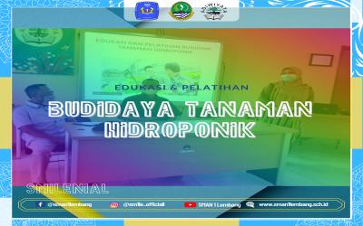 Pelatihan Tanaman Hydroponik dengan BALITSA Lembang
